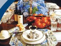 Shabbat Lunch Celebration