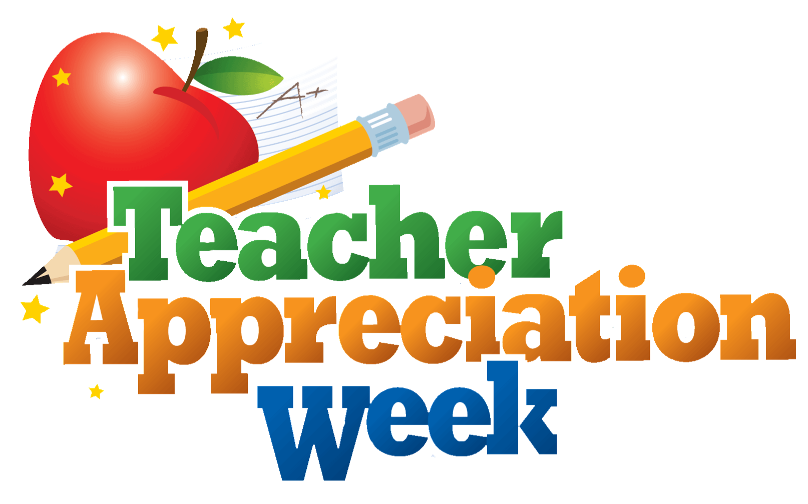 Teacher Appreciation Week Irvine Hebrew Day School